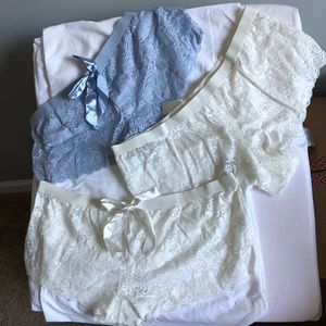 Avenue Body Women Lace Cheeky Panties!